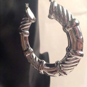 Jewelry - Large Hoop Earrings